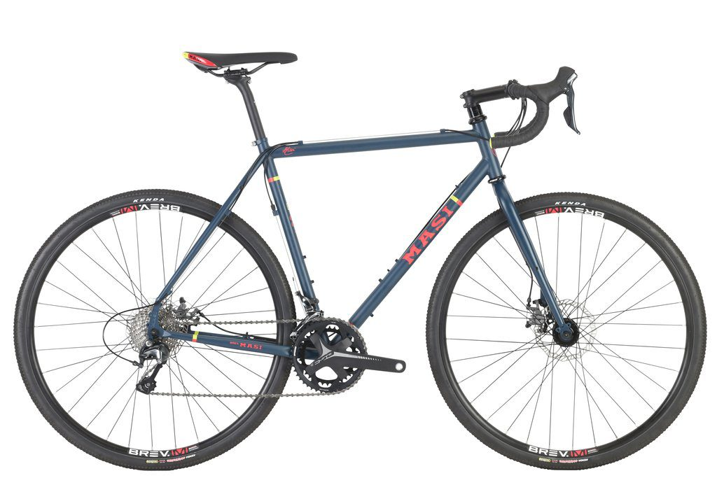 Vancouver Gravel Bike Tiagra Cyclocross