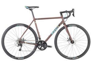 Vancouver Cyclocross gravel bike MASI 105