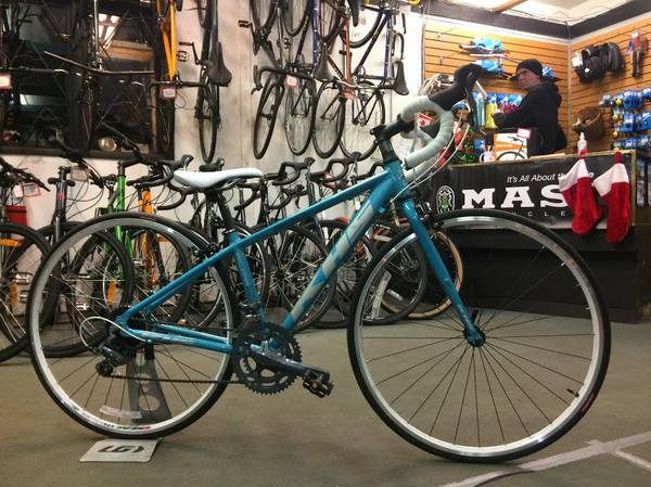 Cheap New Road Bike Tiny