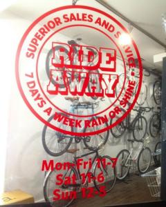 Bike Sales and Repairs Toronto