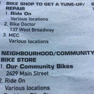 Best Price Bike Tune Up